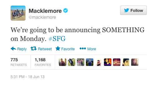 Buon Compleanno Macklemore compie 30 anni